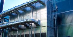 Промышленная очистка воздуха от дыма