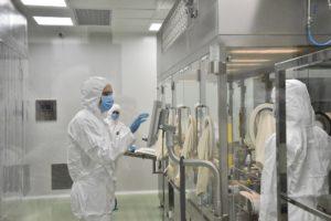 Очистка воздуха на фармацевтическом производстве