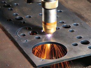 ESTA RUSSIA предлагает различные решения удаления газов для плазменной и лазерной резки на производствах.